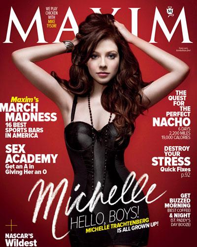 FOT - MAXIM MAG- Michelle
