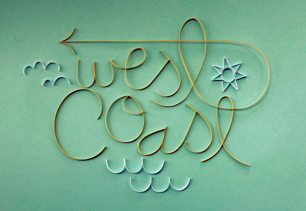 Brent Couchman - Friends of Type Guest Post'r- West Coast