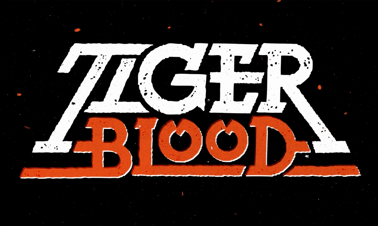 Erik Marinovich - Friends of Type - Tiger Blood