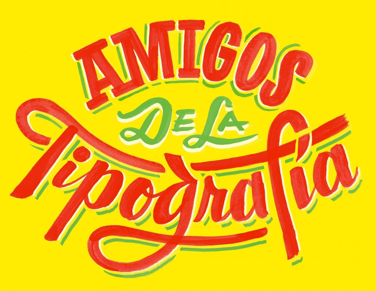 Amigos De La Tipografia