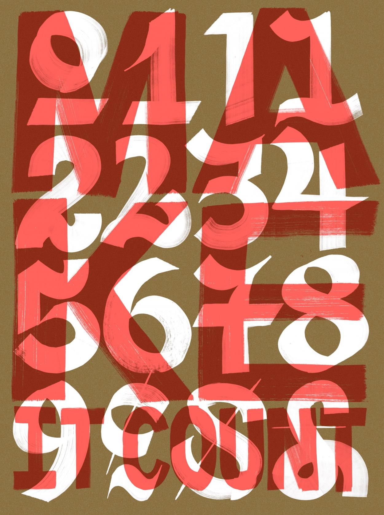 Erik Marinovich - Friends of Type - Make it Count