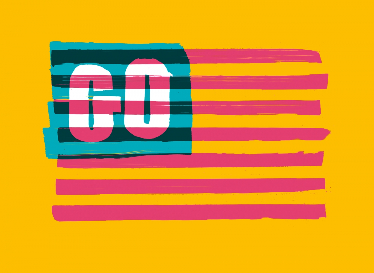 Erik Marinovich - Friends of Type - Go America